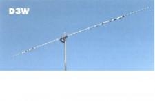 Antena base HF Cushcraft D-3W